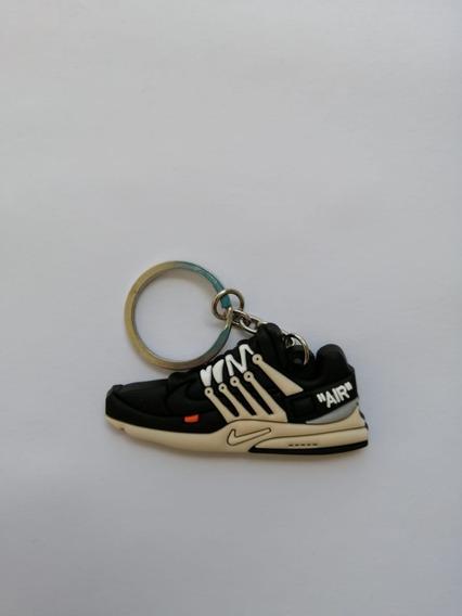 llavero zapatos nike