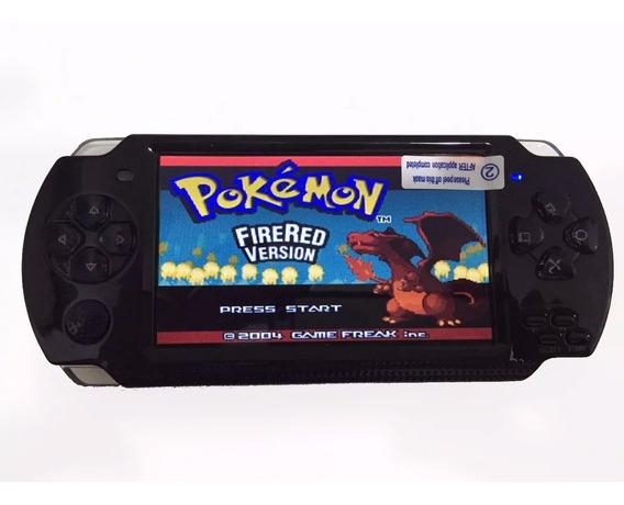 Video Game Portátil Multimedia Mp3 Mp4 Mp5 Psp Jxd Novacom