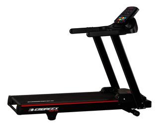 Esteira Elétrica 568bx 1.8 Premium Fitness Academia Embreex