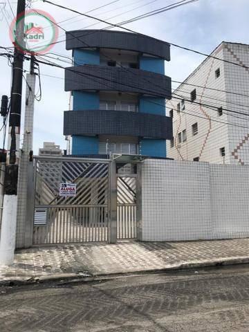 Apartamento Com 2 Dormitórios À Venda, 53 M² Por R$ 200.000 - Aviação - Praia Grande/sp - Ap5362