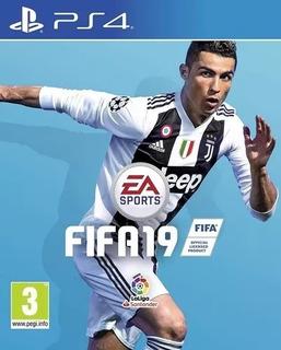 Fifa 19 Playstation Ps4 Primario