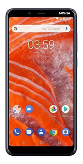 Nokia 3.1 Plus 32gb 3gb Ram + Lector Huellas + Ahora 12