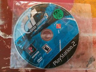 Gran Turismo 3 Sin Caja Ps2 Rarovideojuegos