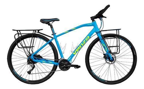 Bicicleta Venzo Traveler Gravel 700 27vel Shimano Aluminio