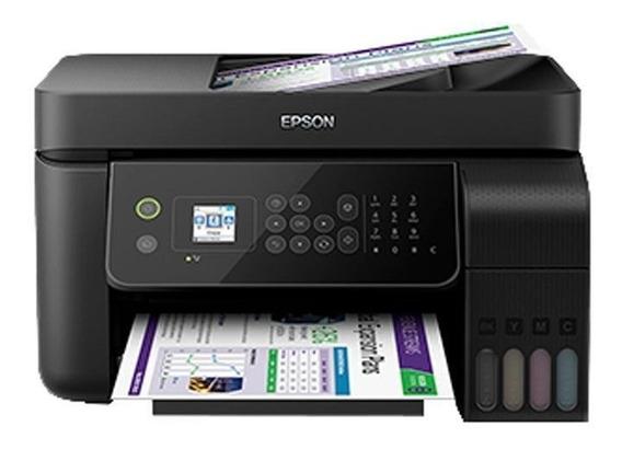 Impressora Multifuncional Epson Eco Tank L5190 Wi-fi / Fax