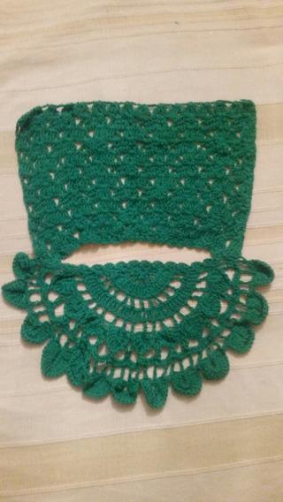 Pecheras Con Espalda Al Crochet 3 Colores. Córdoba, La Rioja