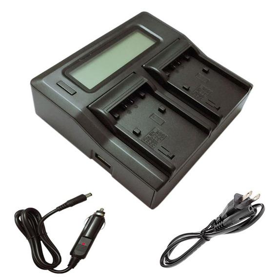 452415 Ismartdigi Lcd Dual Battery Charger For Sob Encomenda