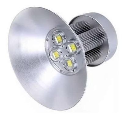Luminária Led High Bay 200w Bivolt Galpão Industrial Fabrica