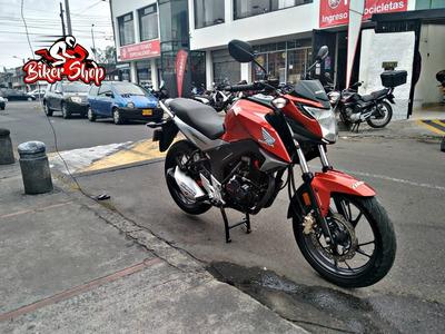 Honda Cb160f Mod 2018, Excelente Estado *biker Shop*!!!!!!