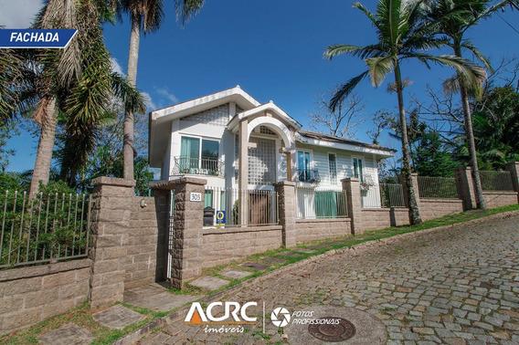 Acrc Imóveis - Belíssima Casa Semimobiliada Com Piscina E Aquecimento Solar Para Venda No Bairro Itoupava Seca - Ca01421 - 68299593