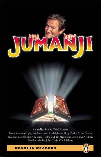 Jumanji. Level 2. Penguin Readers Con Cd