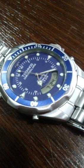 Relógio Technos Skydiver T 206 67 Lindíssimo Recomendo