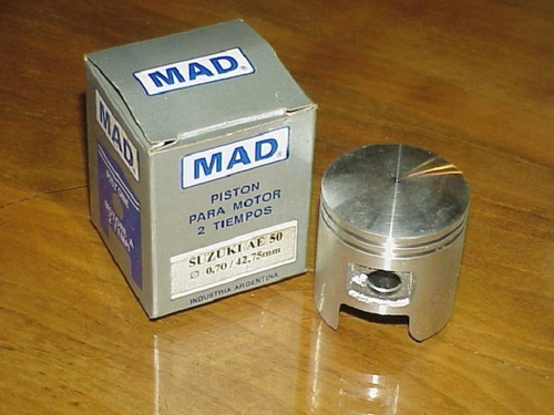 Kit Piston Suzuki Ae 50 Mad 1.75 = 42,75 Mm Allsales