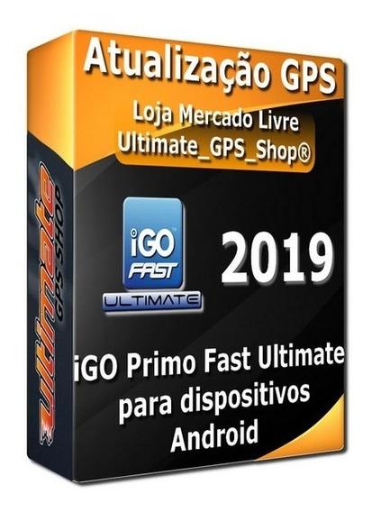 Atualização Gps Navegador Igo Para Android Via Download