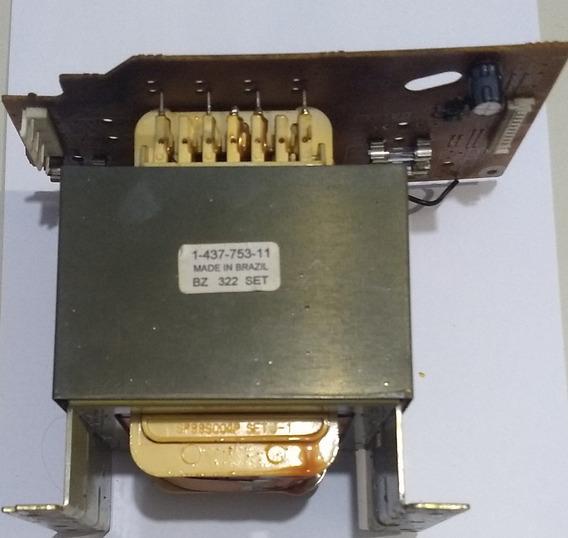 Transformador System Sony Hcd Rg66t 1-437-753-11