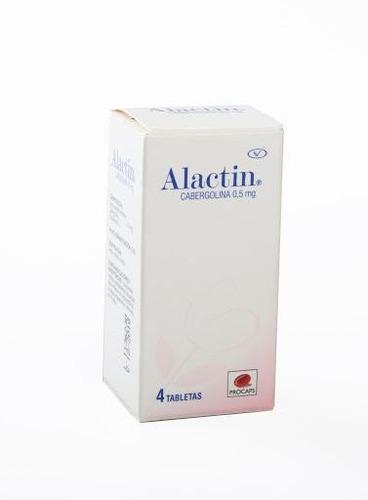 Alactin 0.5mg Tabletas