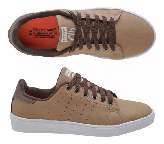 Sapatênis Masculino Casual Sapato Tênis Lançamento Novo 840