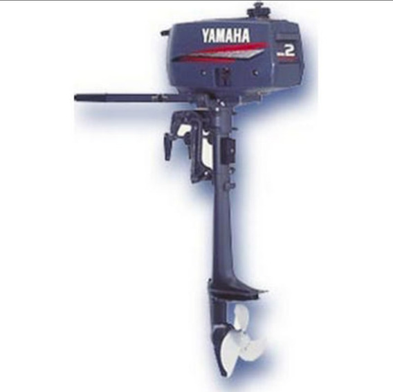 Motor Yamaha 2dmhs Hp 2 Tiempos