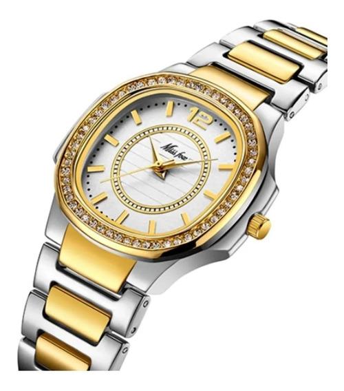 Relógio Feminino Original Com Caixa - Presente Dia Das Mães