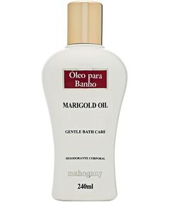 Mahogany Óleo Para Banho Marigold 240 Ml