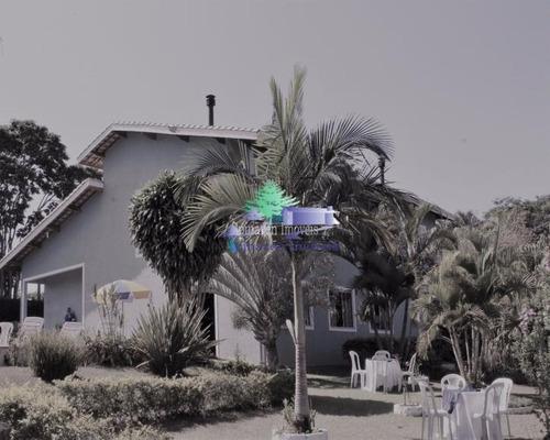 Linda Casa Na Represa Em Condomínio Fechado - Piracaia - Sp - Co00313