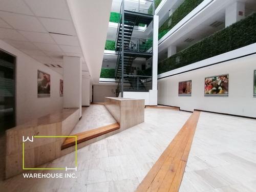 Imagen 1 de 19 de Oficina En Edificio Corporativo En Renta Mixcoac Benito Juar