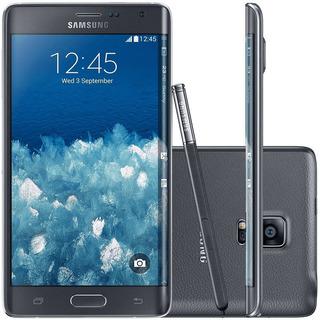 Samsung Galaxy Note Edge N915tz 32gb 4g Preto Mancha
