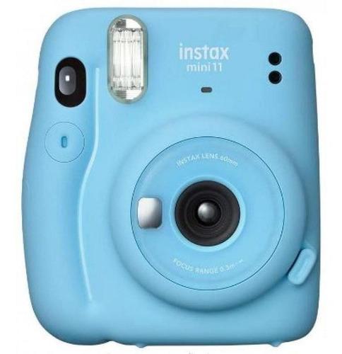 Imagem 1 de 3 de Instax Camera Mini 11 Azul