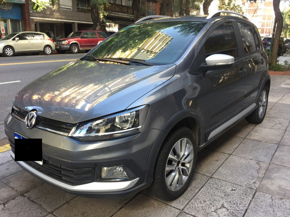 Volkswagen Crossfox 1.6 Highline 2017