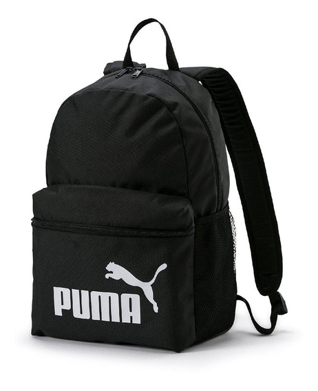 Mochila Puma Phase Preto Tamanho Único