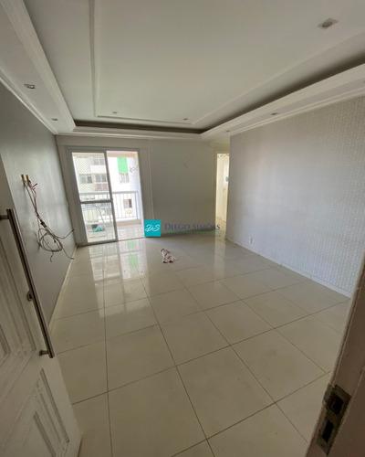 Imagem 1 de 14 de Apartamento Semi-mobiliado Na Glória - Loc223 - 69410596