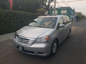 Honda Odyssey Touring Minivan Gps, Qc, Camara De Reversa