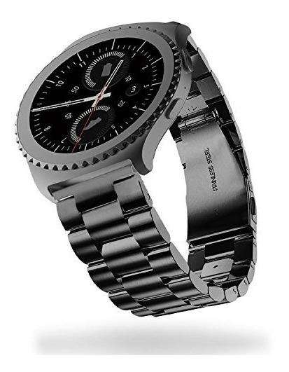 Samsung Gear S2 Classic R732 Bandas Reloj De Metal De Acero