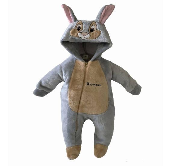 Mameluco Con Gorro Estampado Disney Thumper