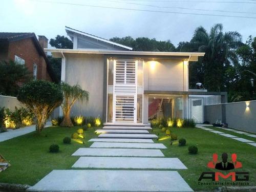 Imagem 1 de 1 de Casa Com 6 Dormitórios À Venda, 428 M² Por R$ 5.000.000,00 - Riviera - Módulo 19 - Bertioga/sp - Ca0435