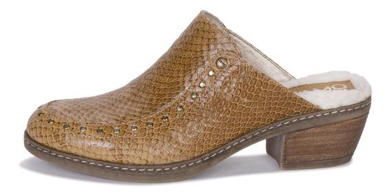 Zapato Mujer Bauta Suela Viamo
