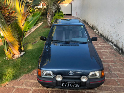 Ford Escort Xr3 1987 2 Dono