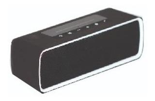 Parlante Rectangular Bluetooth Portatil Kube Varios Colores