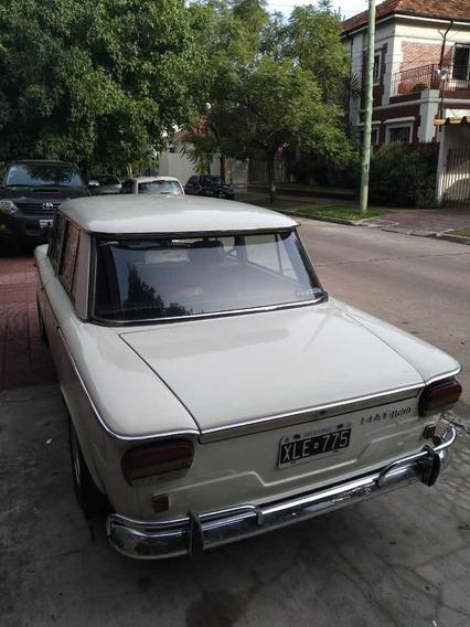 Fiat Fiat 1500 Berlina