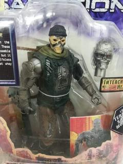 Muñeco Terminator Salvation Blister