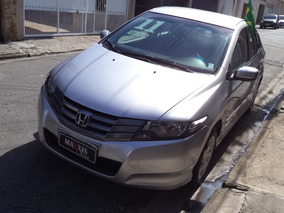 Honda City 1.5 Dx Flex Aut.2011 Prata