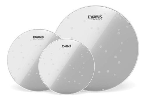 Imagem 1 de 4 de Kit De Pele Evans Hydraulic Glass Fusion 10 12 14 Etp Hydgl
