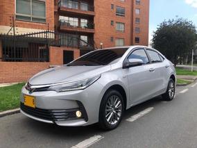 Toyota Corolla Xli At 1800 Modelo 2019