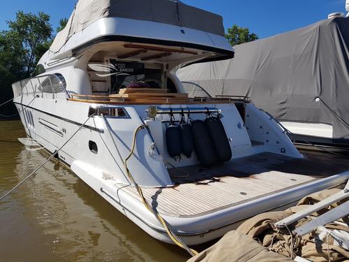 Barco Preveza 700 2012 Crucero 2 Motores Man1000 Per Finc