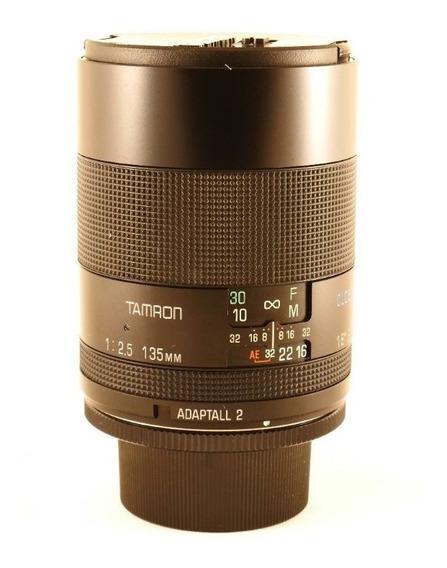 Tamron 135mm F2.5 03b Fullframe Canon Nikon M42