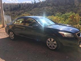 Honda Accord 2.4 Ex Sedan L4 Piel Abs Cd Mt 2009