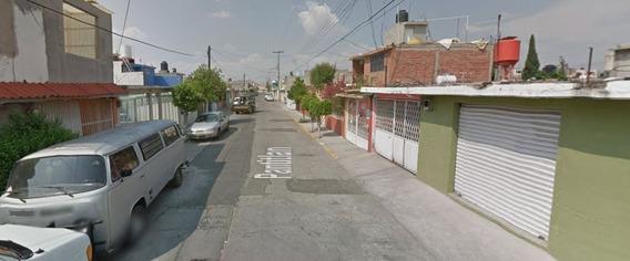 Casa En Remate Pantitlan La Florida (ciudad Azteca) Ecatepec