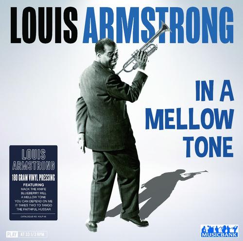 Vinilo Louis Armstrong In A Mellow Tone