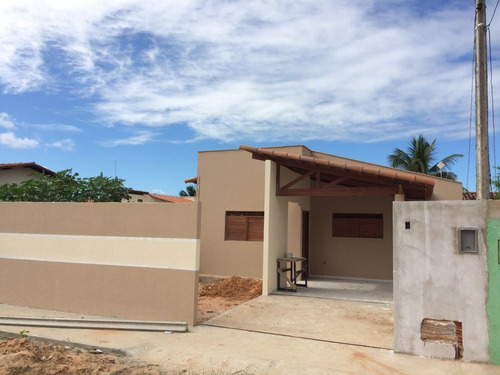 Venda Casa  Cajupiranga- Sonho Verde Parnamirim-rn