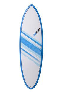 Tabla De Surf Nsp Element Hybrid 6´0 Importada